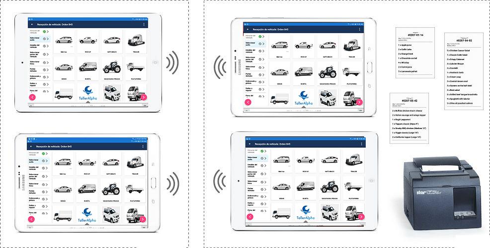 App y Sistema Web para Talleres Automotrices